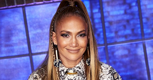 J Lo, 51, Is a Fashion Icon on Labor Day Wearing a Stylish White Sweatsuit & Dior Sneakers