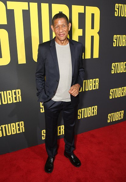 "Scott Lawrence attends the Premiere of 20th Century Fox's ""Stuber"" at Regal Cinemas L.A. Live on July 10, 2019, in Los Angeles, California. 