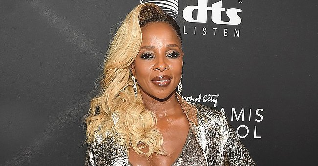 Check Out Mary J Blige's Gorgeous Light Blonde Look — What Do You Think of It?