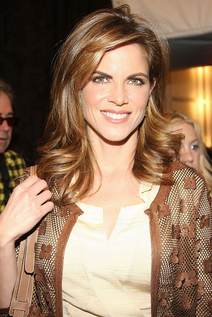 Natalie Morales at the Tracy Reese Fall fashion show during Mercedes-Benz Fashion Week on February 14, 2011, in New York City   Photo: Janette Pellegrini/FilmMagic/Getty Images