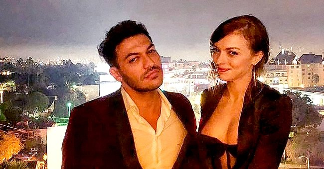 Francesca Eastwood and Alexander Wraith Share a Son — Look inside Their Relationship