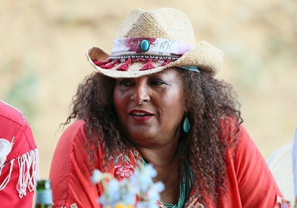 Pam Grier of 'Bless This Mess' attends a TCA Studio Day hosted by Twentieth Century Fox Television at Sunset Ranch Hollywood | Photo: Getty Images