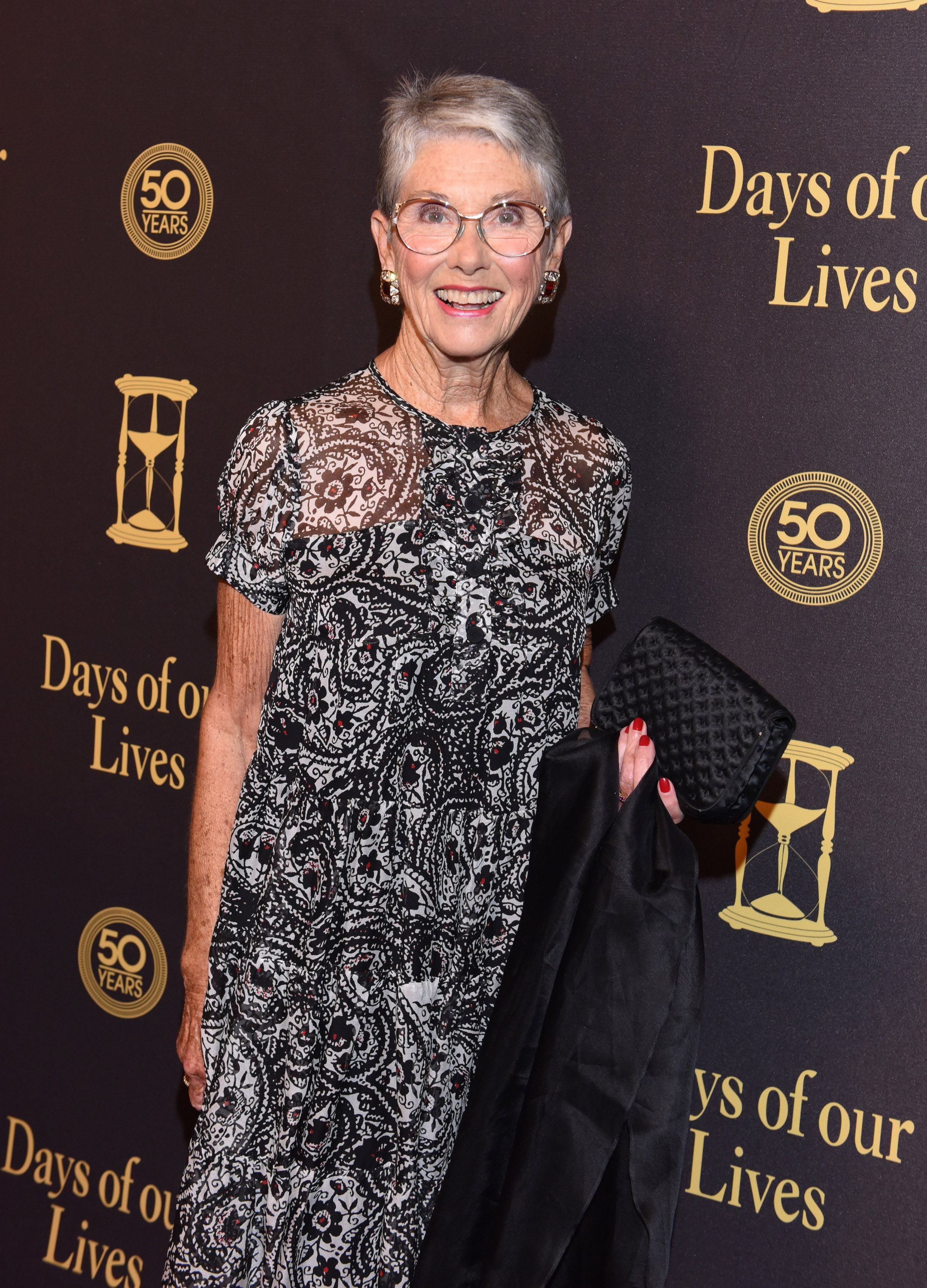 Actress Elinor Donahue at the Days Of Our Lives' 50th Anniversary Celebration at Hollywood Palladium on November 7, 2015 | Photo: Getty Images