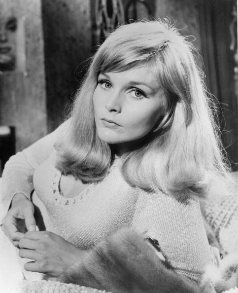 Carol Lynley posing for a photo.|Photo: Getty Images.