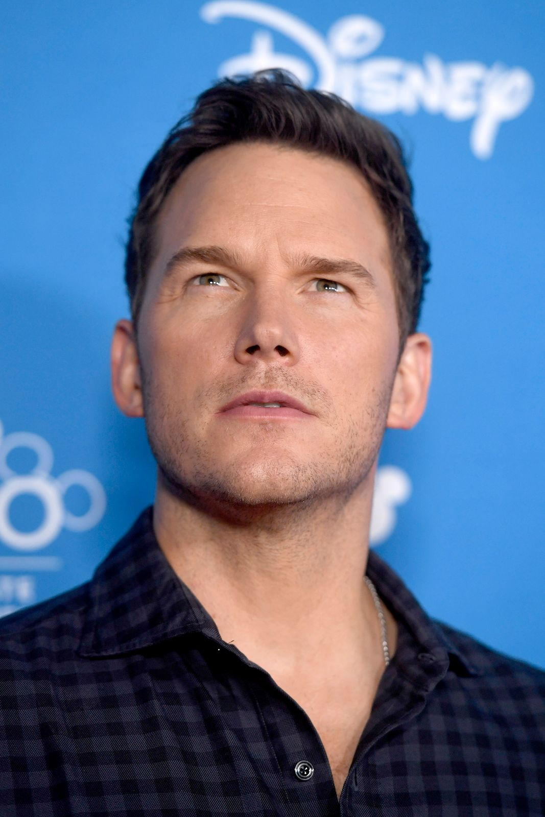 Chris Pratt at Go Behind The Scenes with Walt Disney Studios during D23 Expo on August 24, 2019, in Anaheim, California | Photo: Frazer Harrison/Getty Images