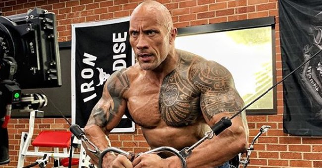 Glimpse inside Dwayne 'The Rock' Johnson's Tattoos and the True Meaning behind Them