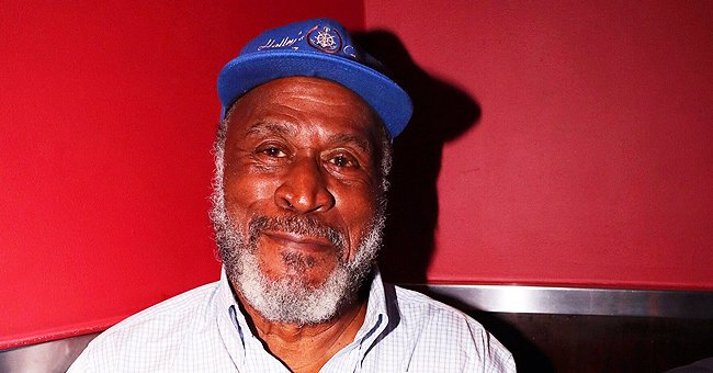 John Amos' Only Daughter Shannon Looks Overjoyed as She Takes a Walk Amid Quarantine