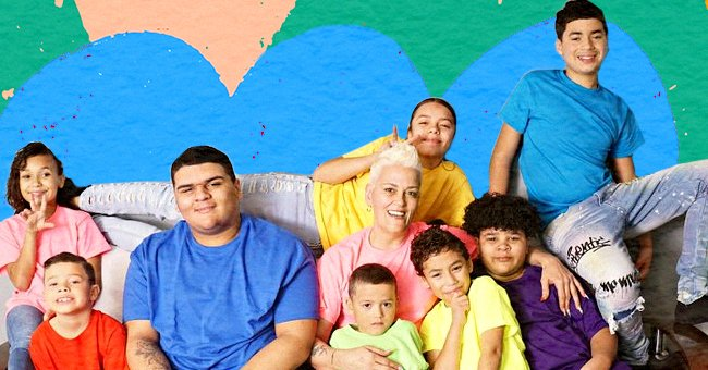 Widow Overcomes Grief for Her Late Husband by Adopting 6 Children