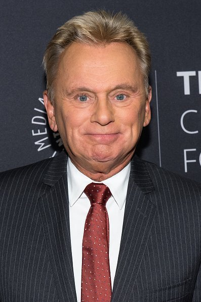Pat Sajak at The Paley Center for Media on November 15, 2017 in New York City.   Photo: Getty Images