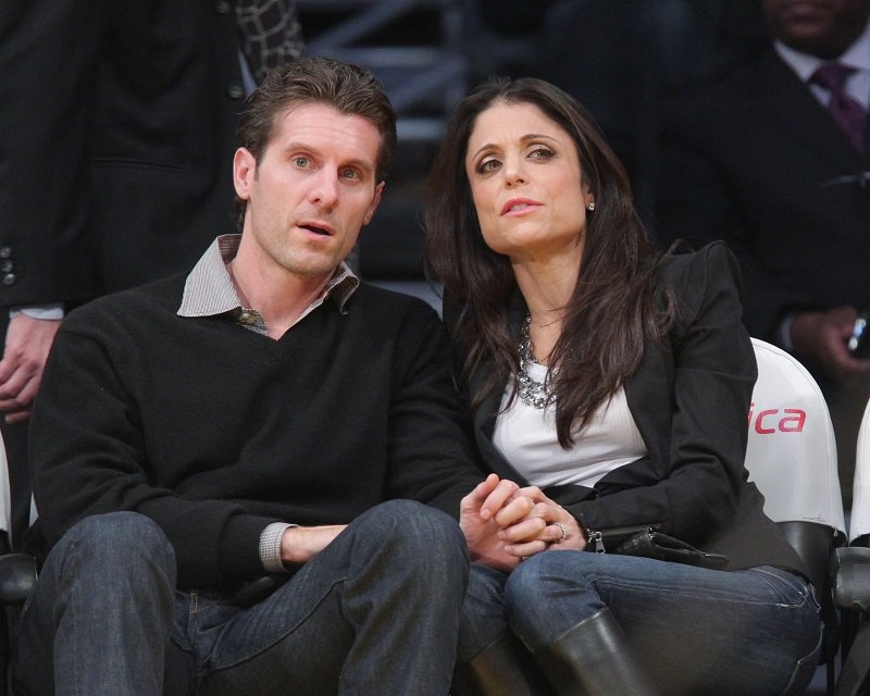 Bethenny Frankel and her ex-husband Jason Hoppy on December 3, 2010 in Los Angeles, California | Photo: Getty Images