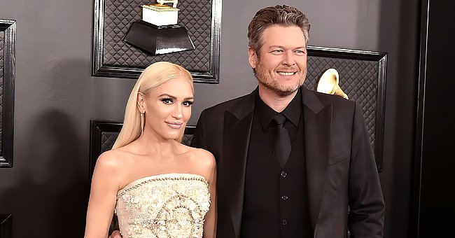 Hollywood Life: Blake Shelton Wants to Spend the Rest of His Life with Fiancée Gwen Stefani