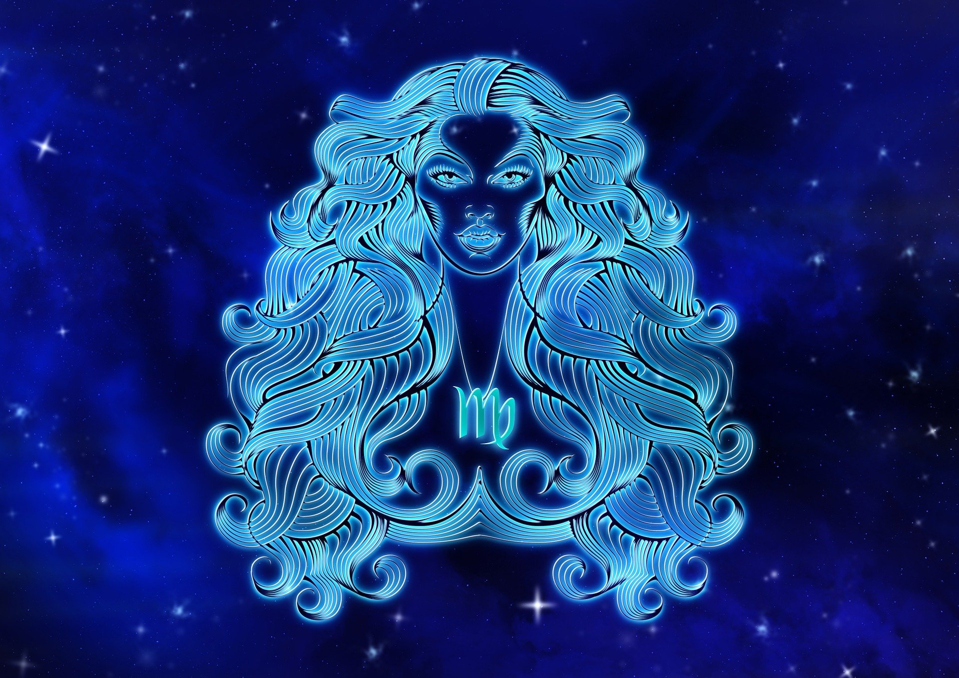 Pictured - A depiction of a Virgo star sign   Source: Pixabay