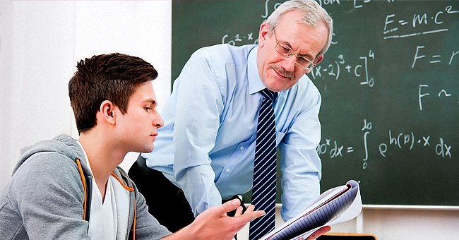 Daily Joke: Professor Fails to Answer a Student's Question and Gives Him an A