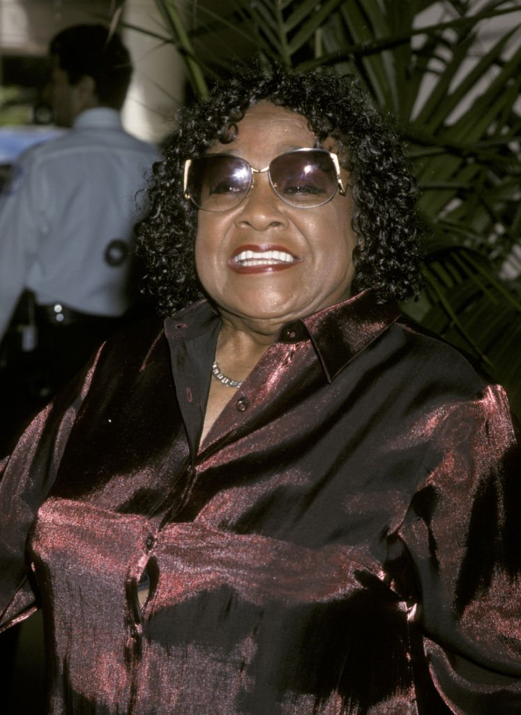 Isabel Sanford during 2nd Annual Family Television Awards at Beverly Hilton. | Photo: Getty Images