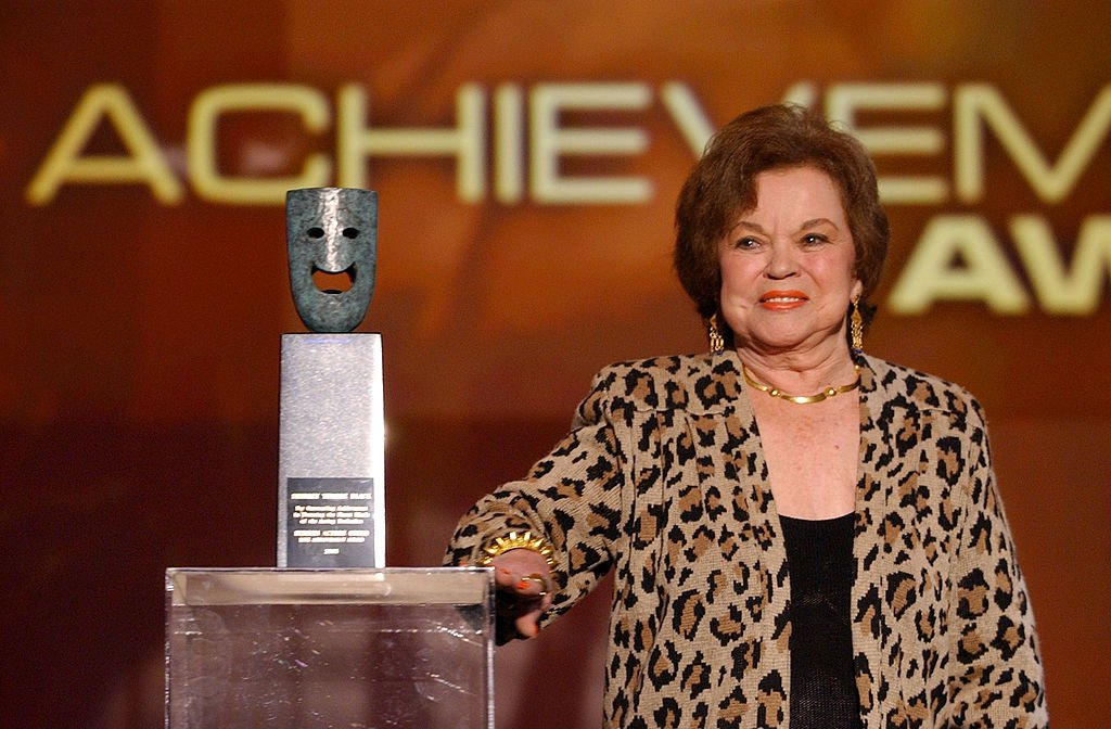 Shirley Temple Black during 12th Annual Screen Actors Guild Awards, January 2006 | Source: Getty Images
