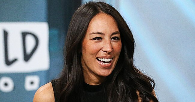 See This Adorable Throwback Photo Joanna Gaines Shared of Her Family with the Easter Bunny