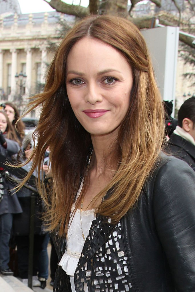 Vanessa Paradis en janvier 2012. Photo : Getty Images