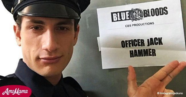 John F. Kennedy's only grandson Jack makes his TV debut on 'Blue Bloods'