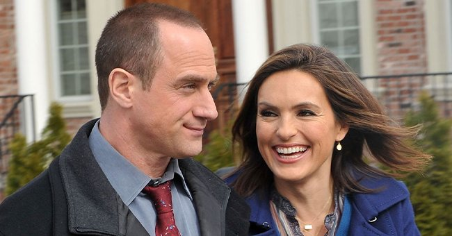 'Law & Order: SVU' Stars Christopher Meloni & Mariska Hargitay Hint at Reunion in New Photos