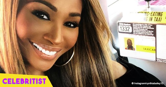 Cynthia Bailey breaks silence on the new man in her life