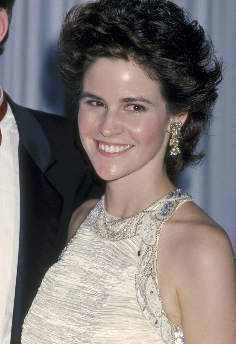 Ally Sheedy at the 58th Annual Academy Awards in Los Angeles on March 24, 1986 | Photo: Getty Images