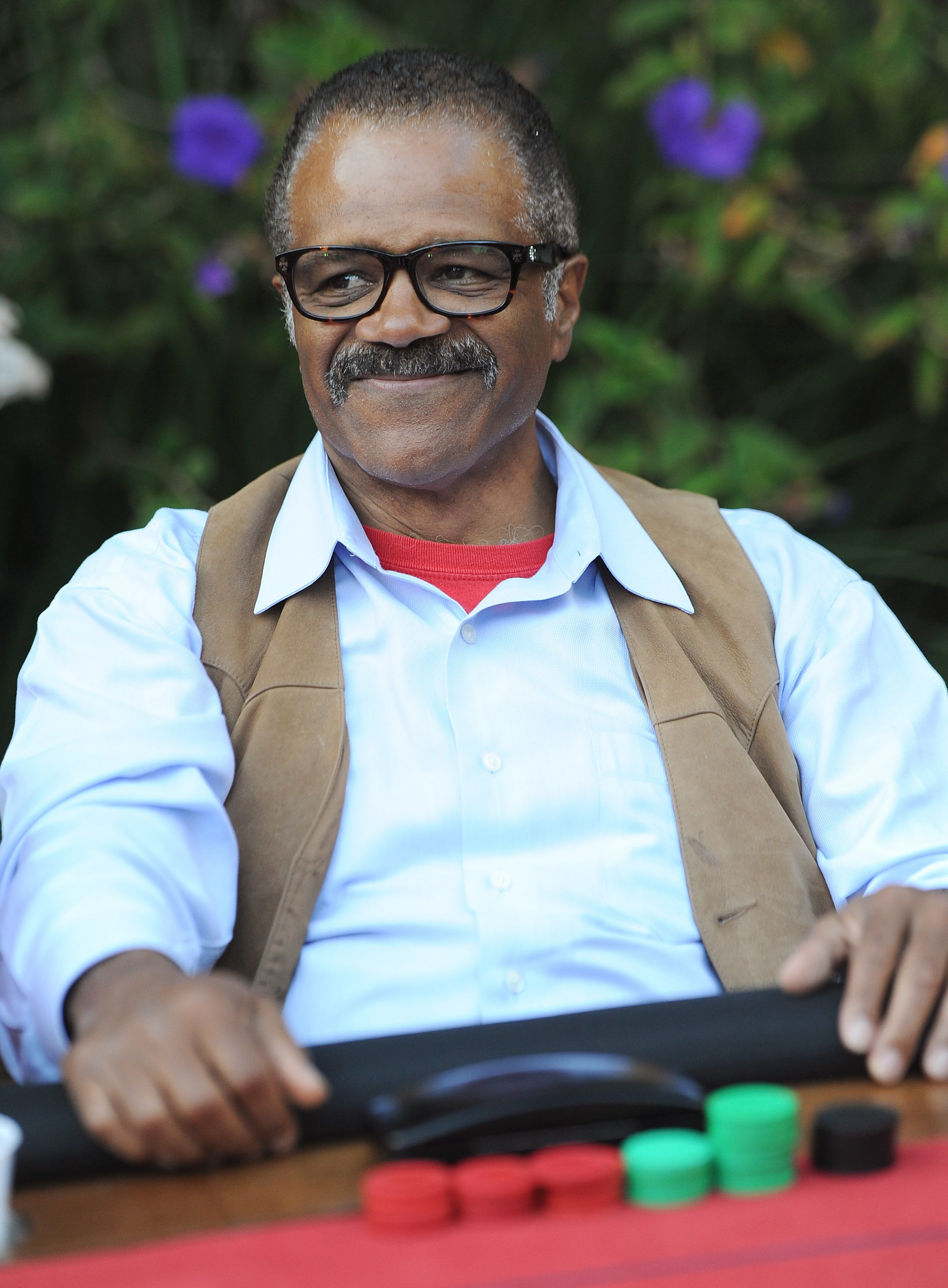 Ted Lange attends the SAG Foundation's 3rd Annual Poker Classic on August 24, 2013 | Photo: Getty Images