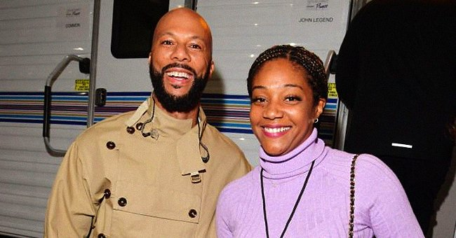 Rapper Common Gets Candid Sharing Intimate Details about Living with Girlfriend Tiffany Haddish