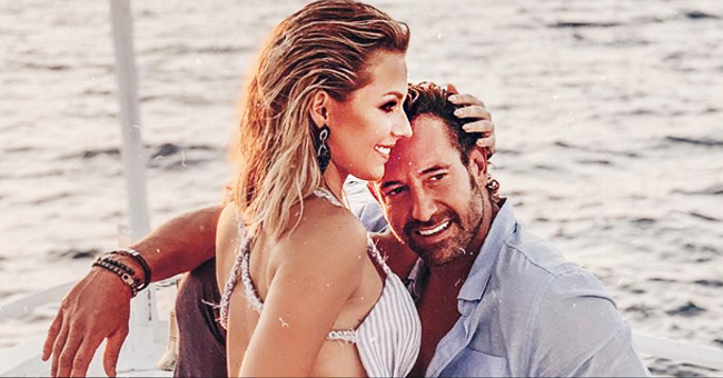 Gabriel Soto disipa los rumores de que hay problemas en su relación con Irina Baeva