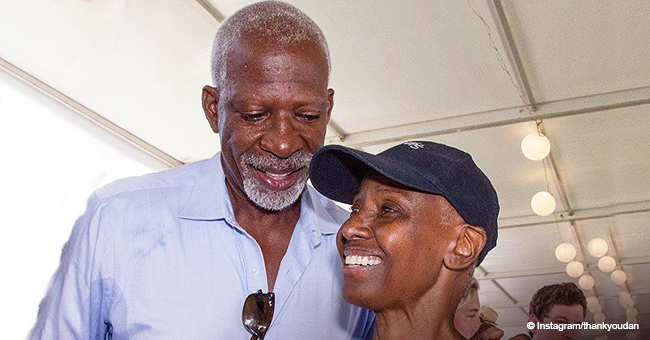 B. Smith's Husband & His Girlfriend Praised for Taking Care of Her