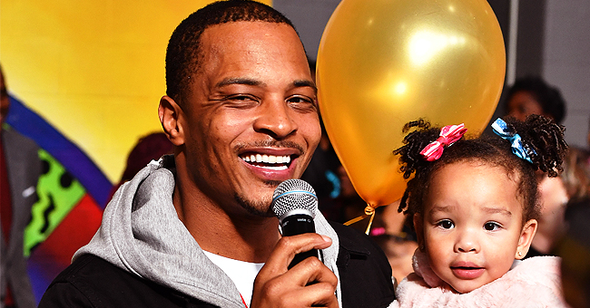 TI Uses Daughter Heiress to Slam Top 50 ATL Rappers List in a Recent Video