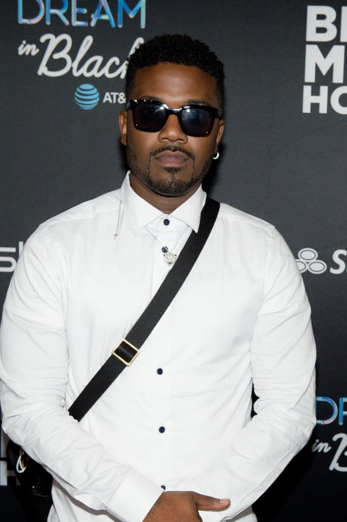 Ray J. poses backstage in the press room during the 2019 Black Music Honors at Cobb Energy Performing Arts Center | Photo: Getty Images