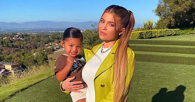 Kylie Jenner Calls Travis Scott Best Daddy in a Touching Father's Day Tribute