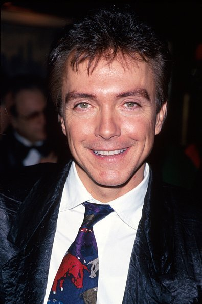 Actor and singer David Cassidy | Photo: Getty Images
