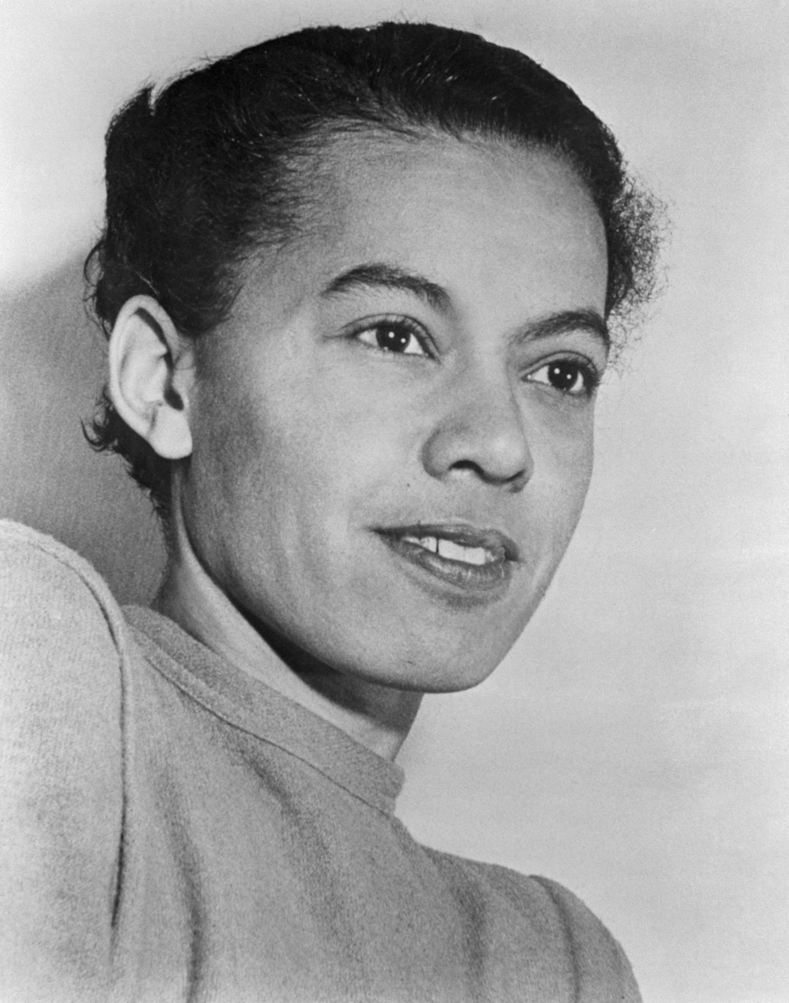 Pauli Murray, the winner of a 1946 Mademoiselle Merit Award for signal achievement in law   Source: Getty Images