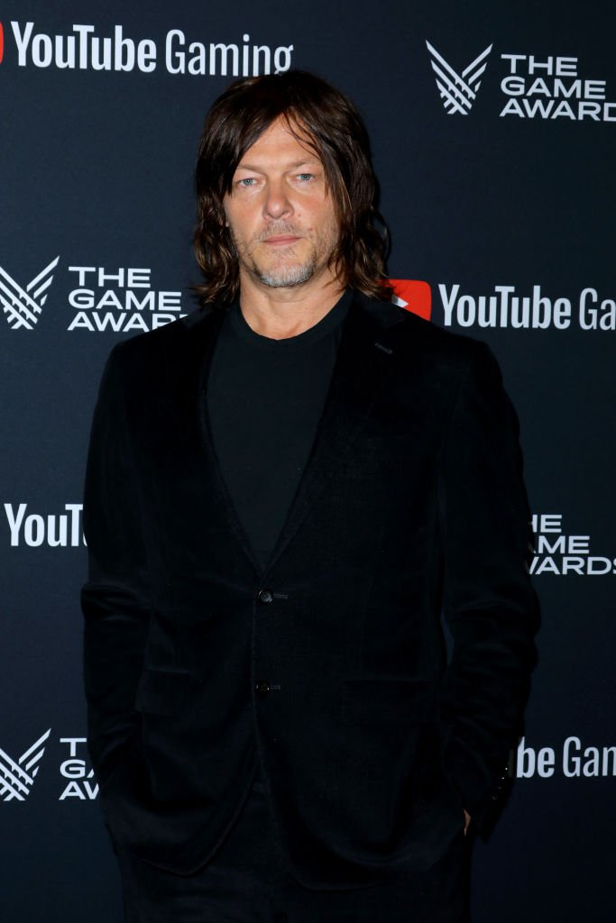 Norman Reedus attends The Game Awards 2019 at Microsoft Theater on December 12, 2019 | Photo: Getty Images