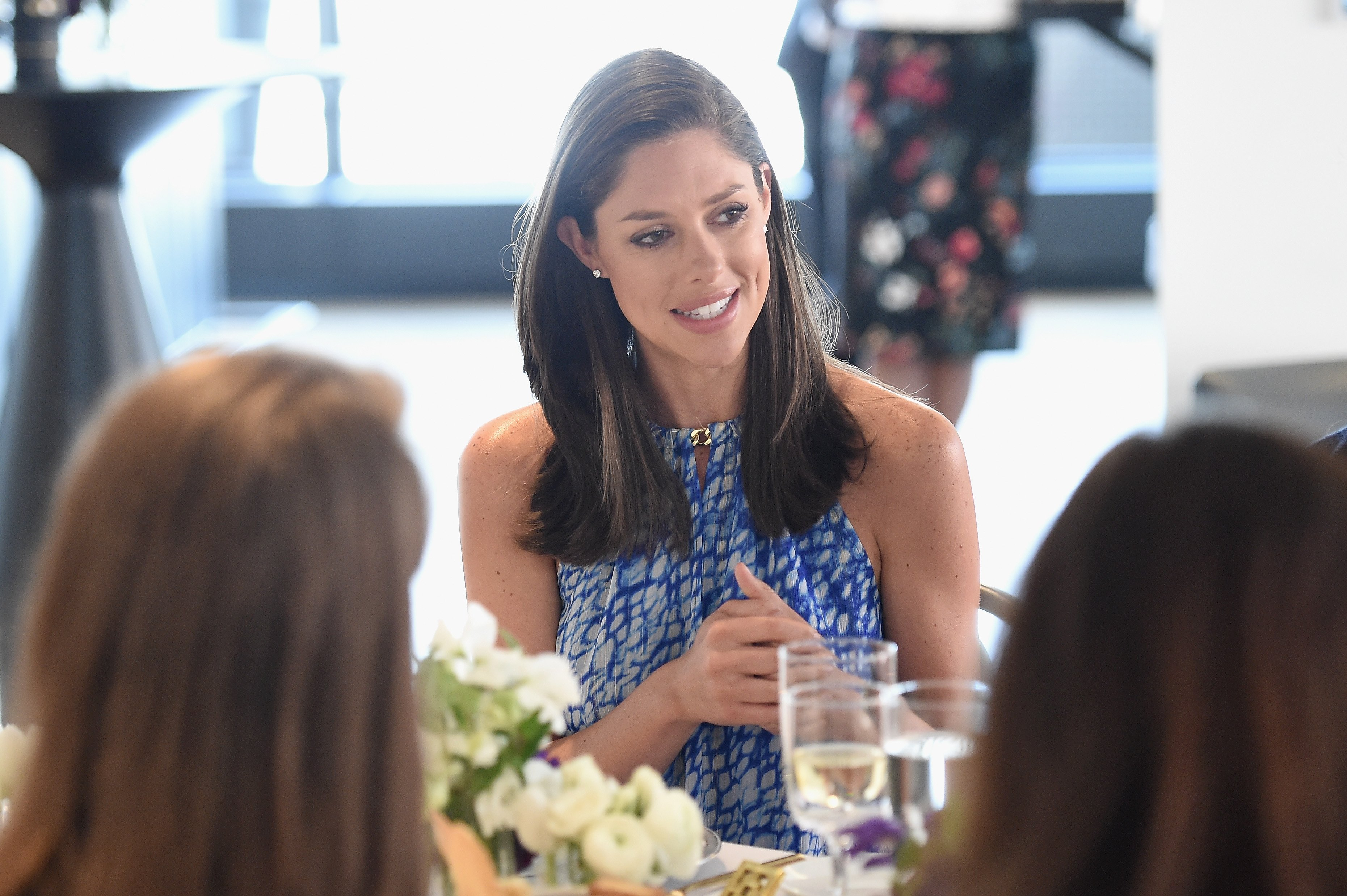 Journalist Abby Huntsman attends a luncheon hosted by Glamour and Facebook to discuss the 2016 election at Samsung 837 in NYC on July 11, 2016 | Photo: Getty Images