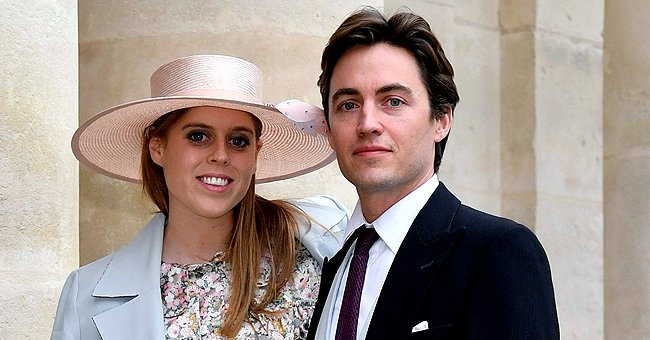 Princess Beatrice & Edoardo Mapelli Mozzi Have Reportedly Gotten Married at Windsor Chapel