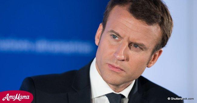 Emmanuel Macron a fait une rare mention de ses parents dans les débats nationaux pour se protéger