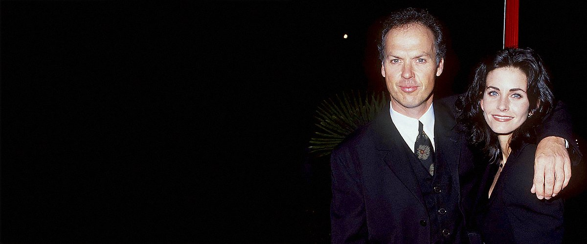 Michael Keaton and Courteney Cox Were Deeply in Love in the 90s — Look Back at Their Romance