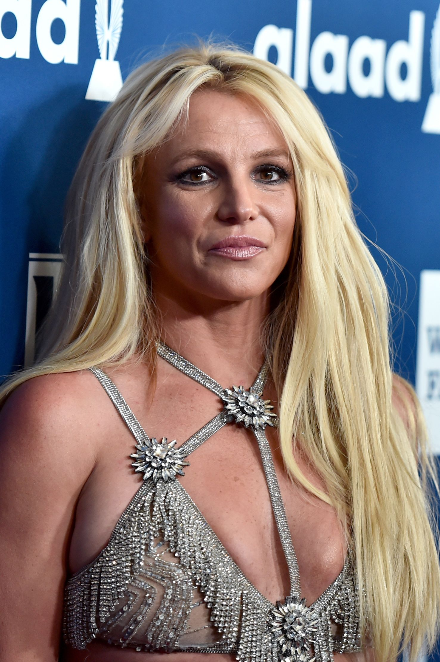 Britney Spears at the 29th Annual GLAAD Media Awards at The Beverly Hilton Hotel in Beverly Hills, California | Photo: Alberto E. Rodriguez/Getty Images