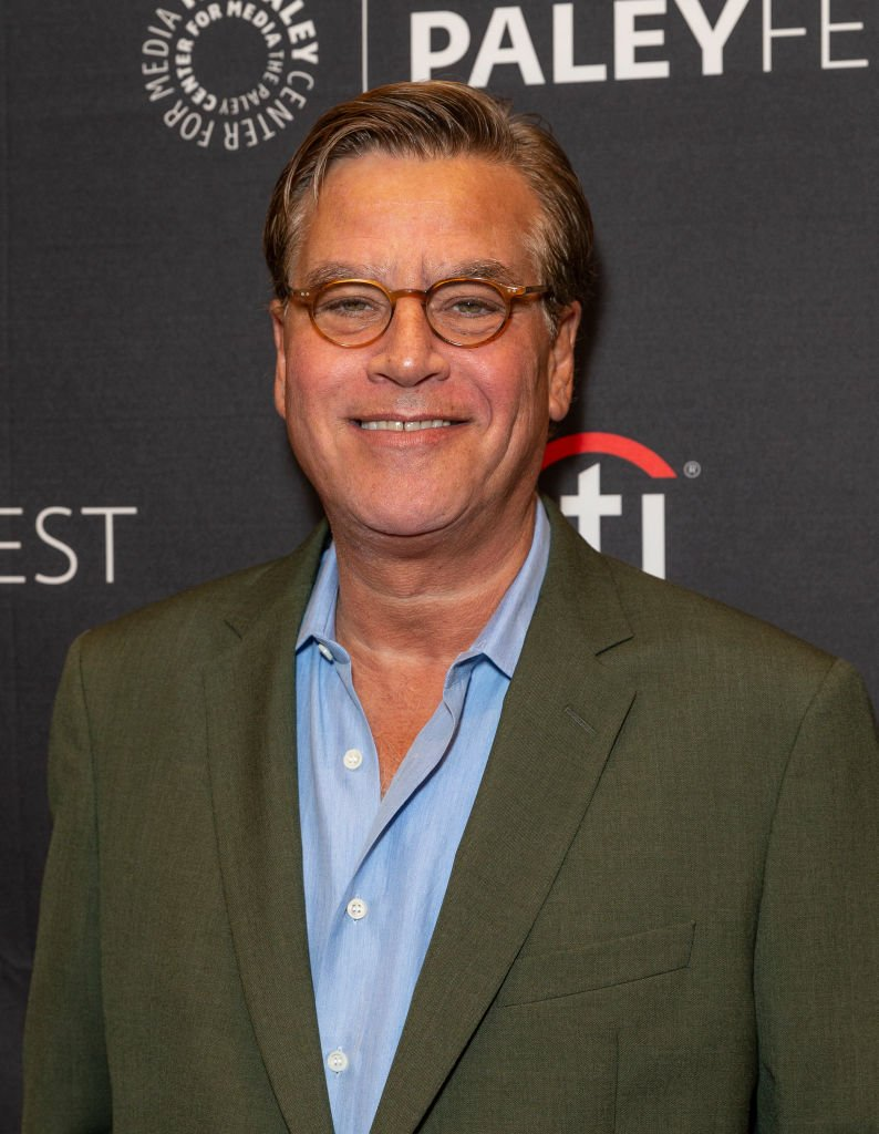 Aaron Sorkin attends PaleyFest: 20th Anniversary of The West Wing at Paley Center for Media | Photo: Getty Images