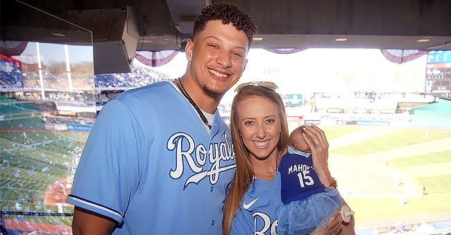 NFL Star Patrick Mahomes & Fiancée Brittany Matthews Celebrate 9th Anniversary – See How
