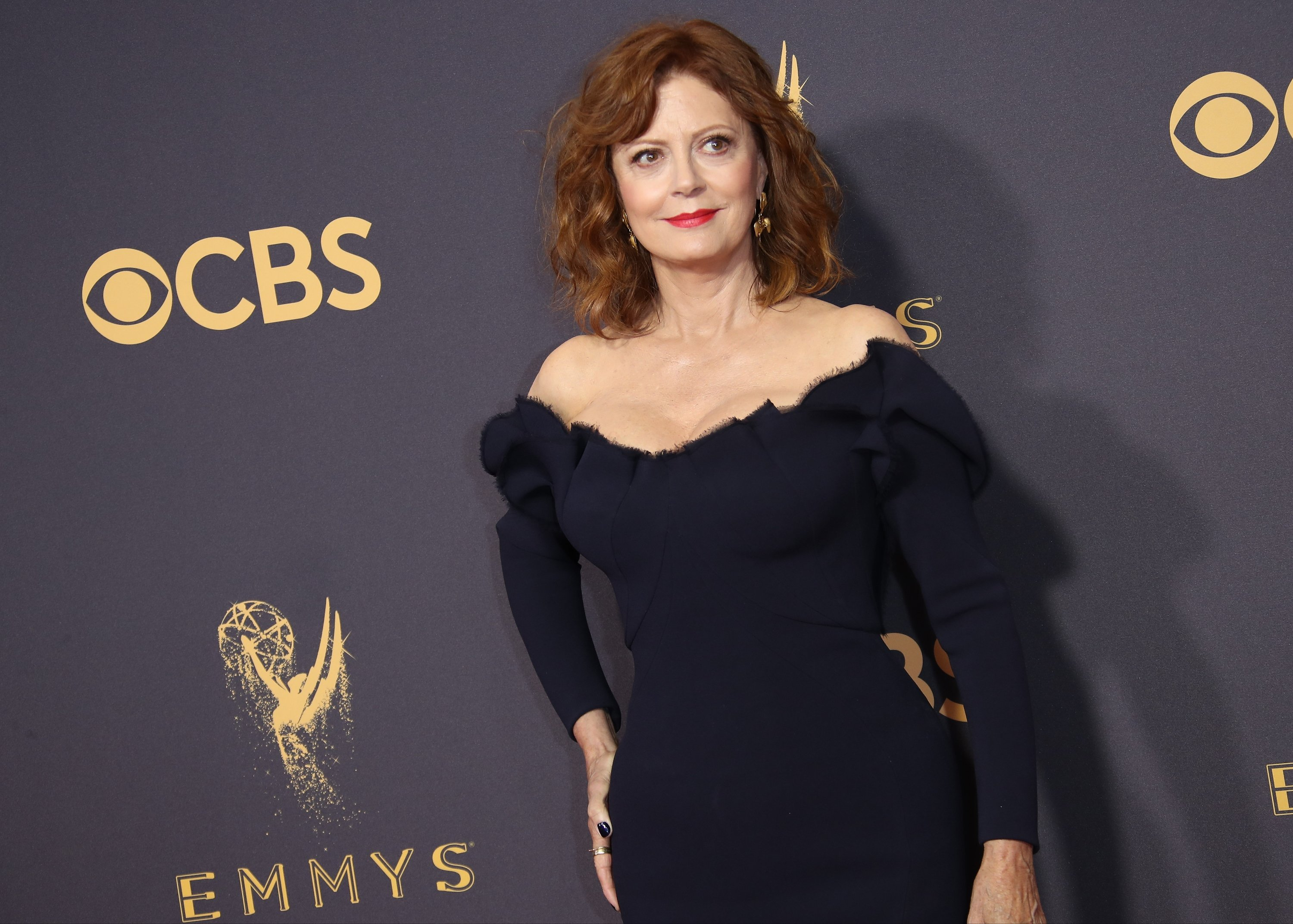 Susan Sarandon at the Emmy Awards | Photo: Getty Images
