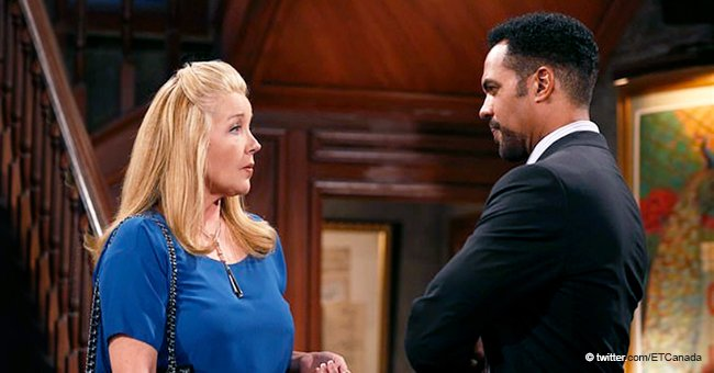 'I adored him,' Melody Thomas Scott fights back tears while remembering co-star Kristoff St. John