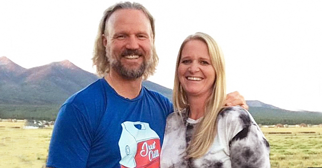 Christine Brown of 'Sister Wives' Shares Rare Smiley Photograph with Husband Kody