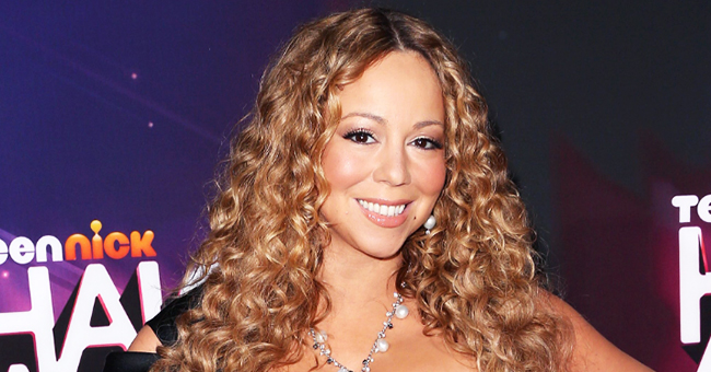 Mariah Carey Writes It's an 'Honor to See President Clinton & Her Husband' on New Photos of Them Together