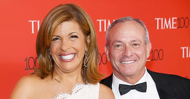 Joel Schiffman's Daughter Kyle Reacts to Dad's Upcoming Marriage to 'Today' Host Hoda Kotb
