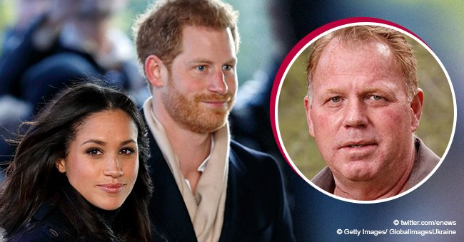 Meghan Markle's 52-year-old brother reveals he's inviting her and Prince Harry to his wedding