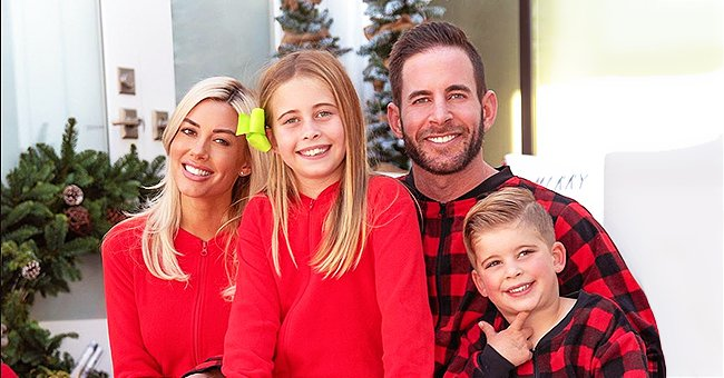 Tarek El Moussa from 'Flip or Flop' and Heather Rae Young Plan to Spend Christmas with His Kids