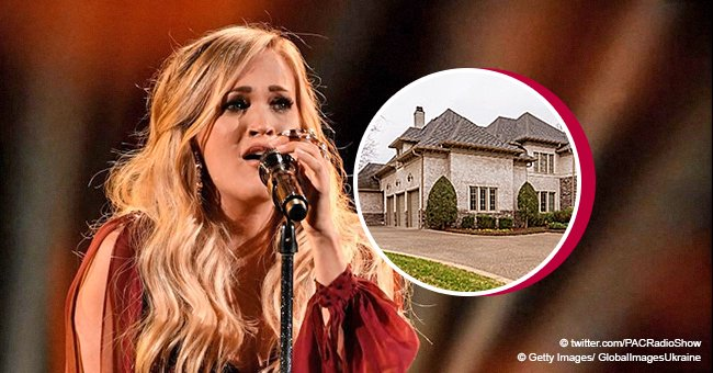 Carrie Underwood Gets Rid of the House Where She Had an Accident That Led to 40 Facial Stitches